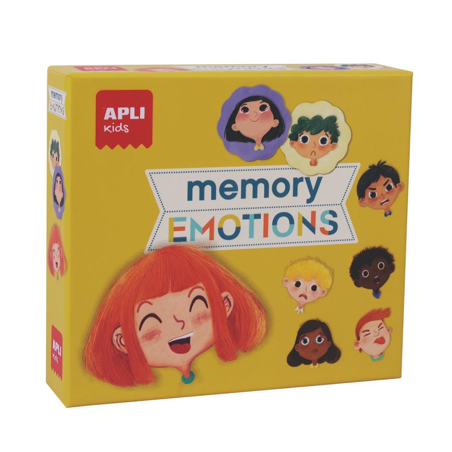 APLI Kids Scatola duo domino e memory